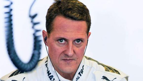 Michael Schumacher: Periodista disfrazado de cura intentó verlo. (EFE)