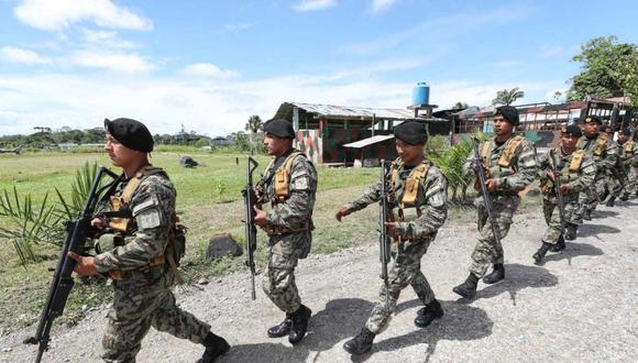 Instituciones Armadas niegan rumores difundidos en las redes sociales. (Foto: Andina)