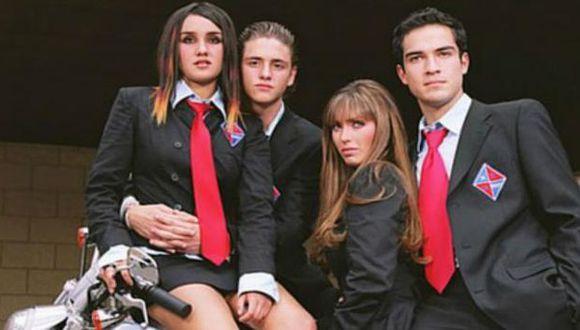 Exintegrante de 'RBD' habla de escena gay de su excompañero (Televisa)