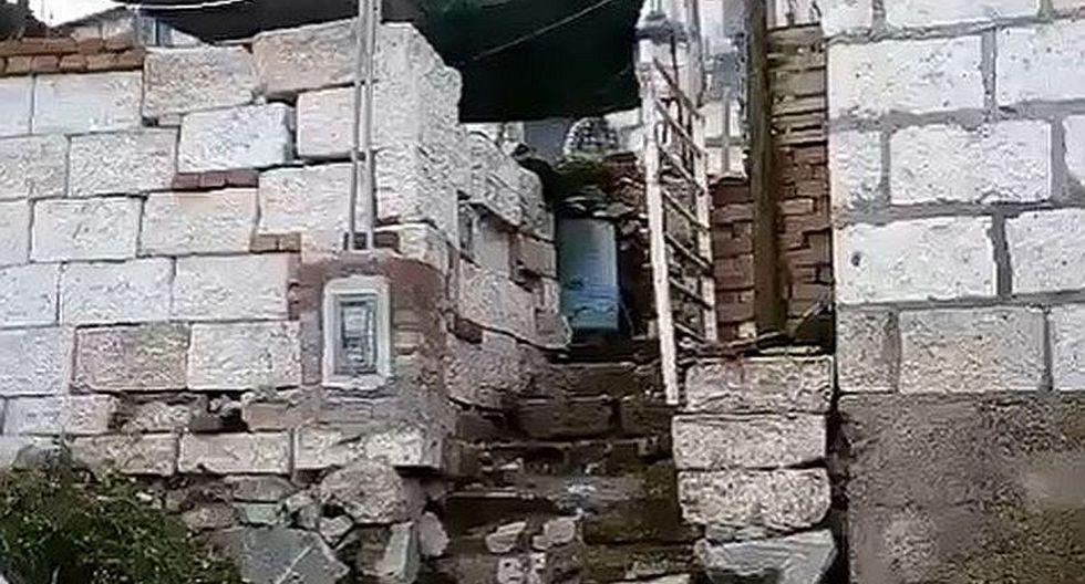 Arequipa. Mujer fue sorprendida por tormenta eléctrica cuando realizaba labores agrícolas. (GEC)