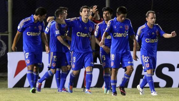 Copa Libertadores: Universidad de Chile será rival de Real Garcilaso. (AFP)