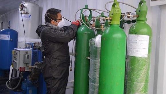 Lambayeque: región contará con planta de oxígeno móvil para llegar a zonas vulnerables (Foto: Gore Lambayeque)