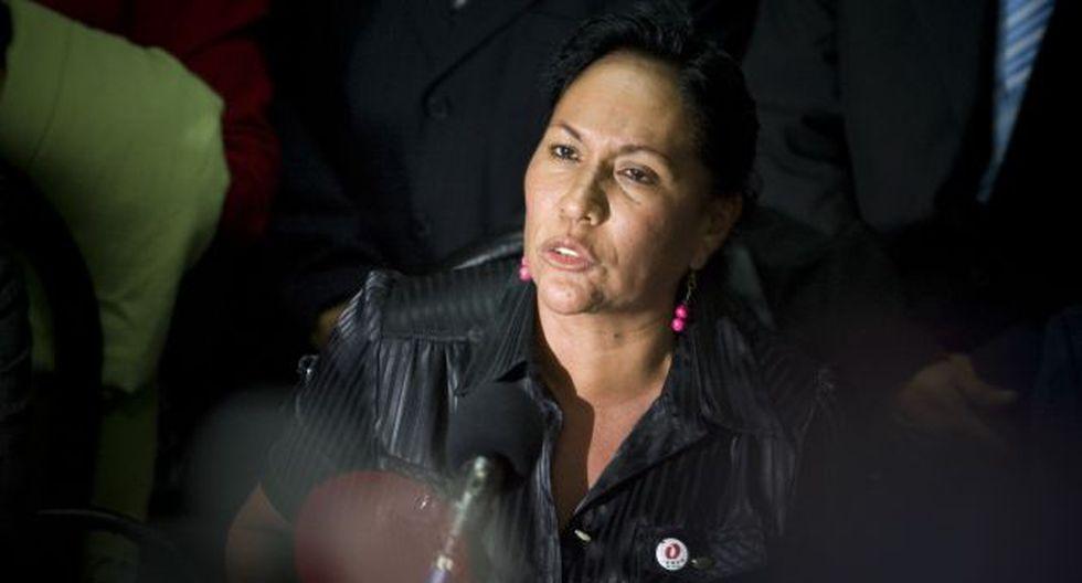 EN LA MIRA . Su permanencia en el Ministerio de Vivienda es cuestionada por más de un parlamentario. (Perú21)
