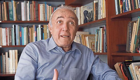 Guido Lombardi. Congresista de Peruanos por el Kambio. (Perú21)