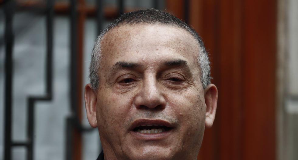 Daniel Urresti consideró como una falta de respeto a los votantes que Renzo Reggiardo no asista al debate electoral. (FOTO: USI)