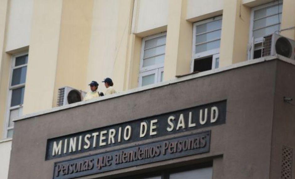 La alerta epidemiológica del Minsa que se aplicará en los establecimientos de salud en Lima, Ica y Callao estará vigente hastael 1 de setiembre del 2019. (Foto: GEC)