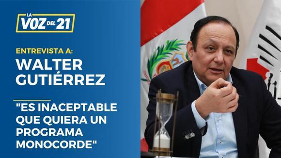 Entrevista Defensor Del Pueblo