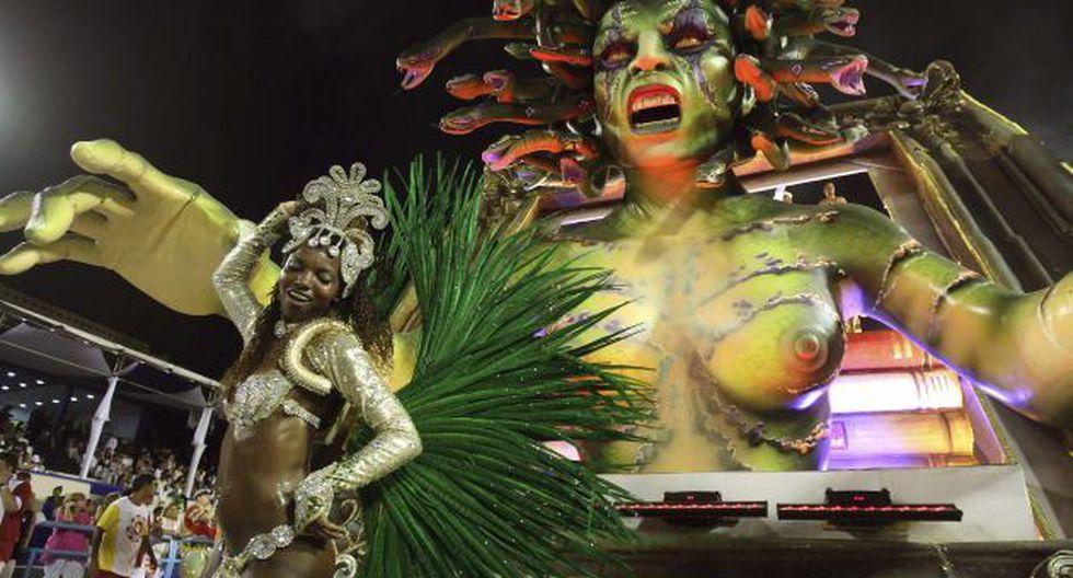 Carnaval es ritmo y color. (Reuters)