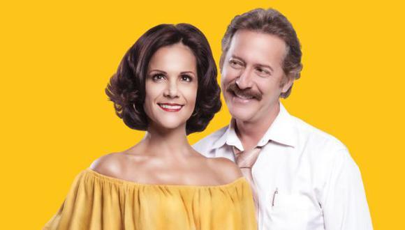Mónica Sánchez y Paul Martin se reencuentran en nueva serie 'De vuelta al barrio' (América Televisión)