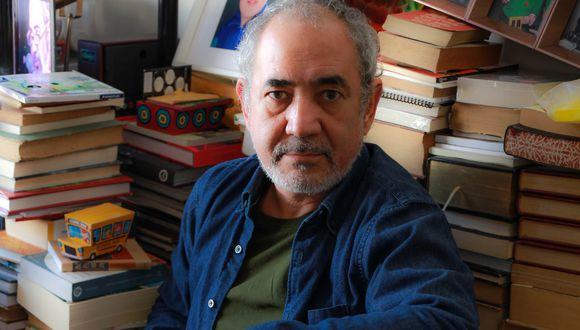 César de María, dramaturgo, es una de las voces principales del teatro peruano. En febrero pasado cumplió 60 años. (Foto: Archivo personal)