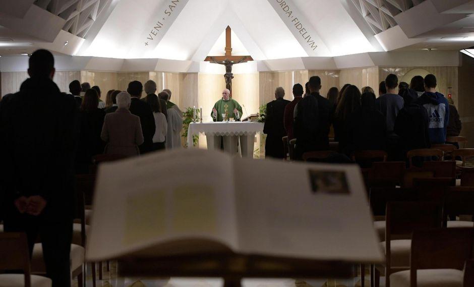 Cumbre contra la pederastía inicia hoy en el Vaticano y fue convocada por el Papa Francisco (Efe).