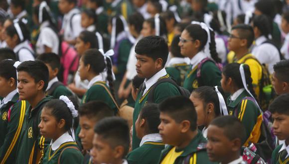 """Idel Vexler espera que """"en 15 días"""" el Poder Judicial emita el fallo que apruebe el enfoque de género. (RenzoSalazar/Perú21)"""