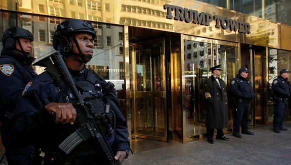 Arrestan a simpatizante de Hamás que amenazó con explotar la Torre Trump en Nueva York. (Reuters)