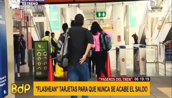 La banda operaba en todas las estaciones de Metro de Lima. (Foto: Buenos Días de Perú)