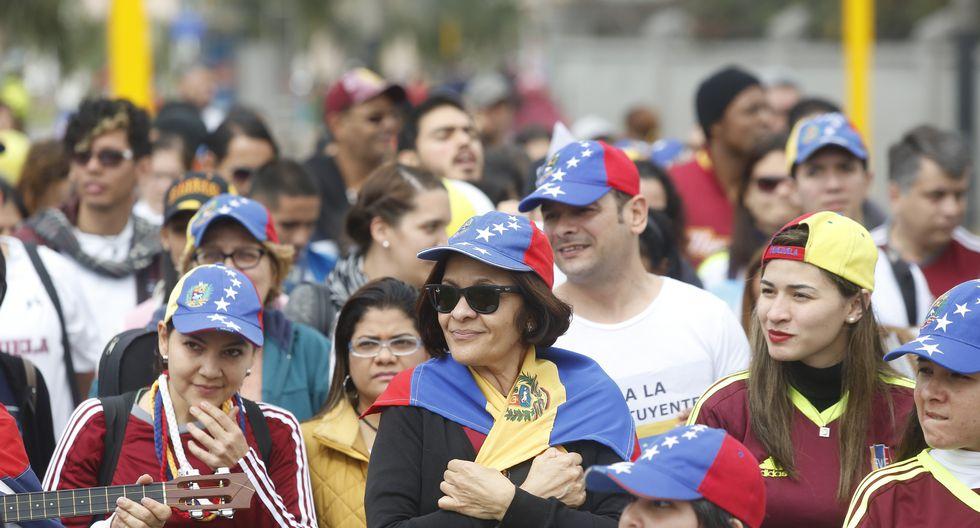 El plazo para que los ciudadanos venezolanos regularicen su situación estará vigente hasta el 23 de enero de 2018 (USI).