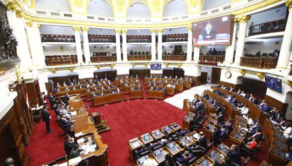 El Congreso evalúa alternativas para que las comisiones puedan sesionar, así como el Pleno. (Congreso)