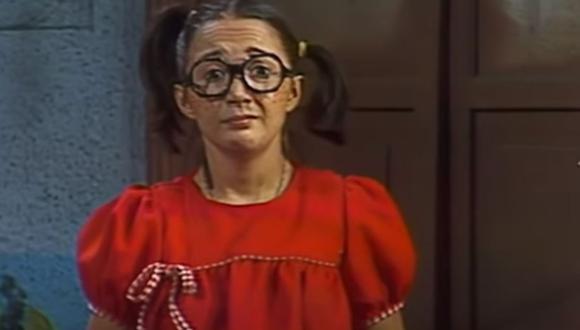 La Chilindrina era una niña muy lista, amiga de los niños de la vecindad(Foto: Televisa)