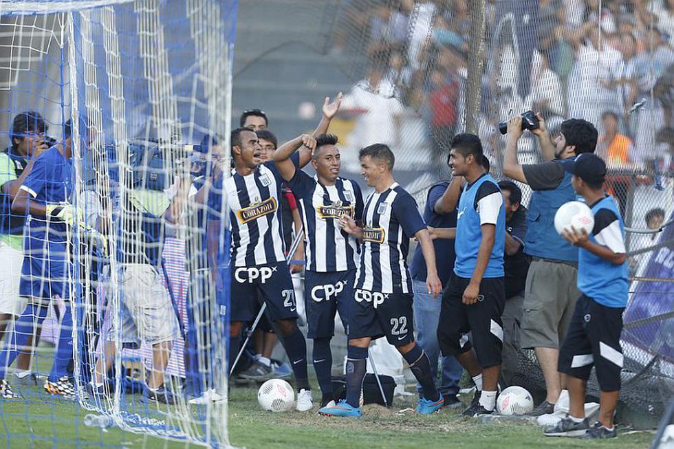 Alianza goleó 4-0 a Sport Loreto en Matute. (Roberto Cáceres)