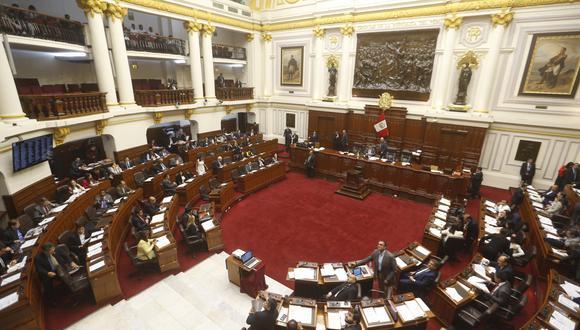 PLENO DEL CONGRESO (MARIO ZAPATA)