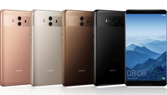 Huawei presentó el Mate 10 y Mate 10 Pro y esto debes saber (Huawei)