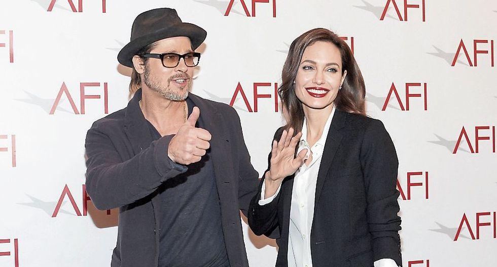 Angelina Jolie y Brad Pitt a punto de firmar el divorcio. (USI)
