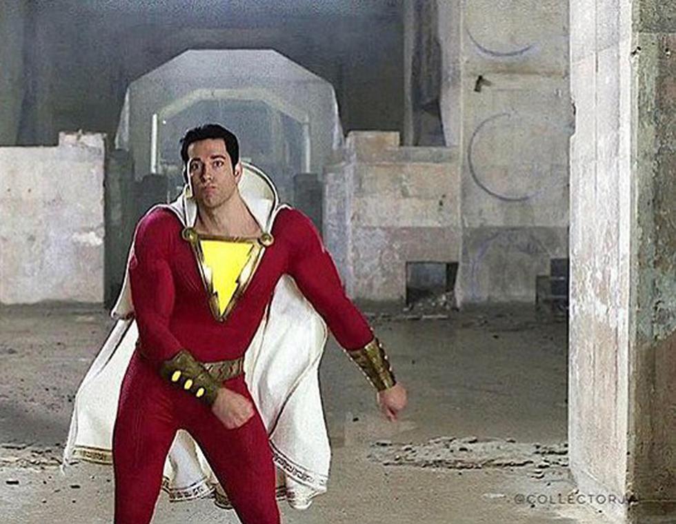 Shazam! (Foto: New Line Cinema)