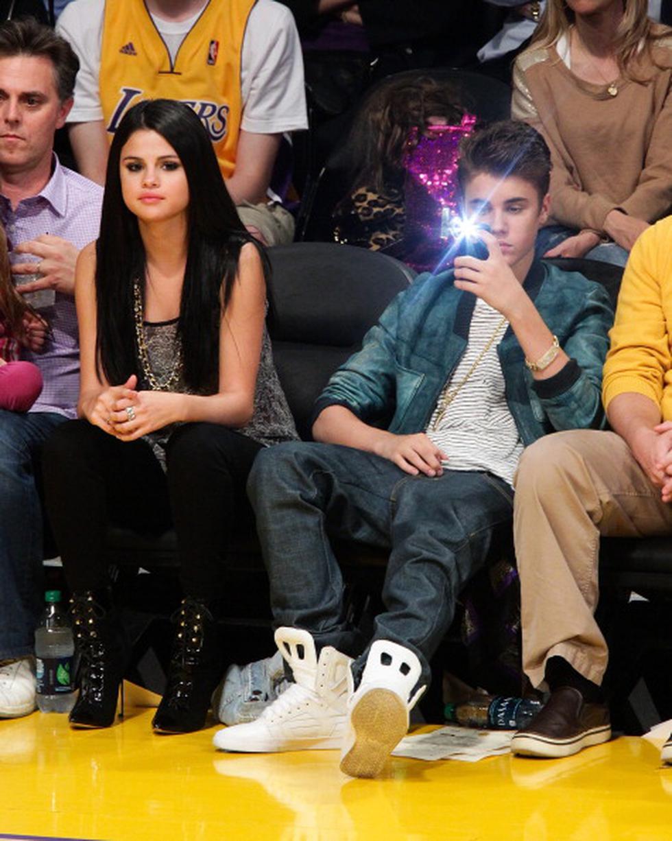 Selena Gomez confirmó su reconciliación con Justin Bieber después de haber terminado en 2014. (Getty Images)
