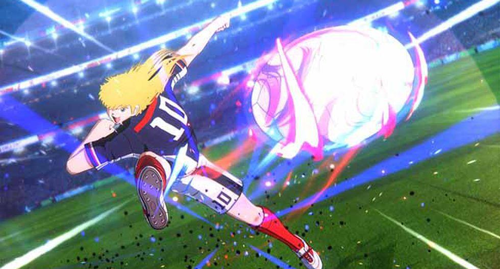 'Captain Tsubasa: Rise of New Champions' llegará a PlayStation 4, Nintendo Switch y PC en algún momento de este año.