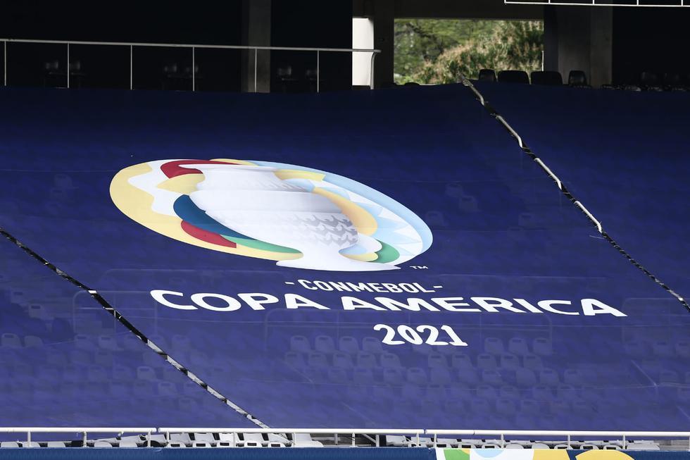A pesar de la pandemia por el Covid-19, se logra realizar el torneo de fútbol sudamericano. (Jesús Saucedo/GEC)