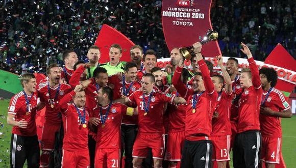 Bayern Múnich suma un nuevo título a su palmarés. (Reuters)