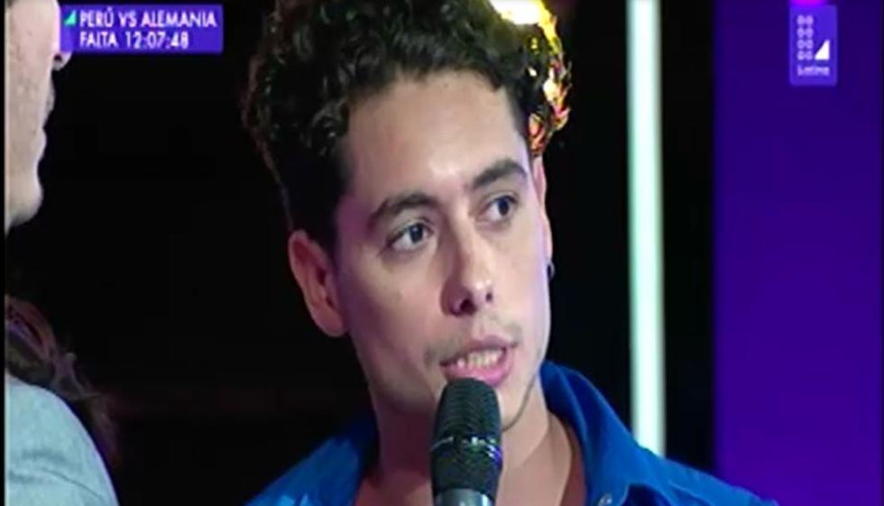 Pato Quiñones renuncia en vivo a 'Los Cuatro Finalistas'.