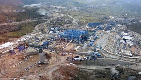 Proyectos. Inversión minera sigue cayendo año a año. (USI)