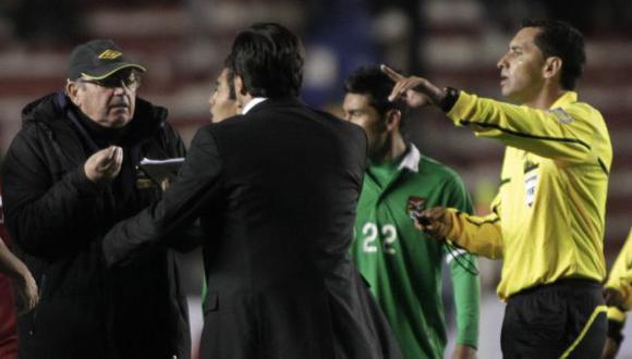 Markarián pidió que la FIFA intervenga en el fútbol sudamericano por los cuestionados arbitrajes. (Reuters)