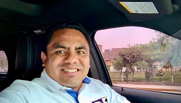 Congresista Yeremi Aron Espinoza se mantiene aislado hace una semana. Foto: Facebook