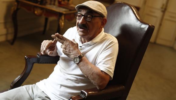 Enrique Fernández Chacón, congresista del Frente Amplio por Lima, confirmó el 7 de junio que había dado positivo para coronavirus. (Foto: GEC)