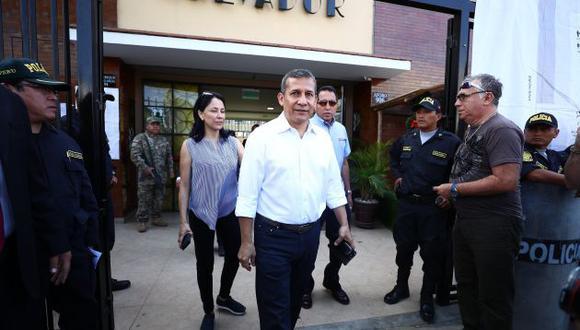 Por este caso, Ollanta Humala y Nadine Heredia estuvieron detenidos de manera preventiva. (Perú21)