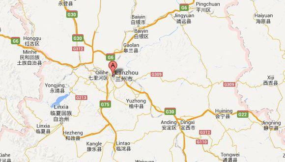 La mayoría de los municipios de la provincia fueron afectados. (Google Maps)