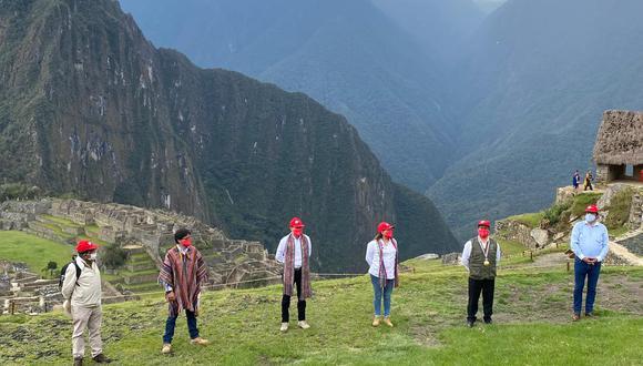Entregarán sello internacional que certifica al Perú como destino turístico seguro (Foto: Gore Cusco).