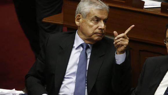 César Villanueva (César Campos/Perú21)