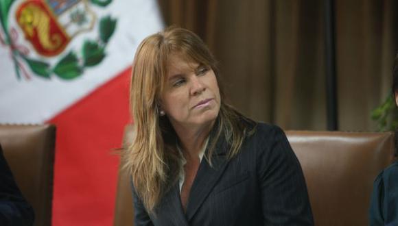 Ministra Cayetana Aljovín señaló que no hubo una evaluación de los programas sociales en el gobierno anterior. (Gestión)