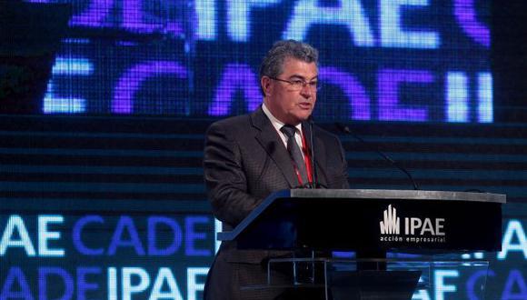Ricardo Briceño se desempeñó como presidente de la Confiep entre marzo de 2009 y febrero de 2011. (Perú21)