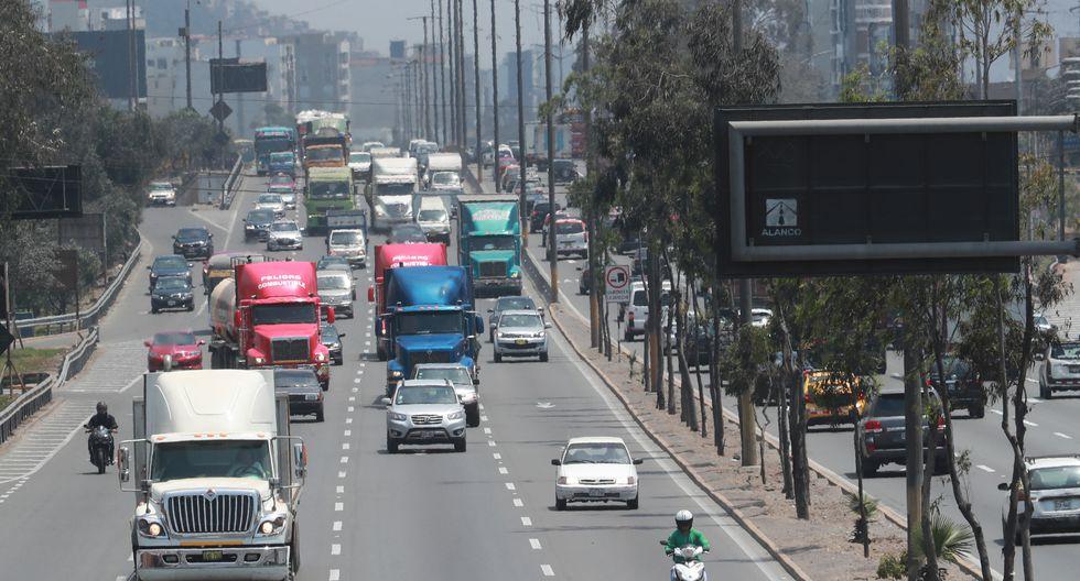 Restricción vehicular. Desde el lunes se comenzará a aplicar papeletas en la Panamericana Sur.Restricción vehicular. Desde el lunes se comenzará a aplicar papeletas en la Panamericana Sur. (Lino Chipana/GEC)