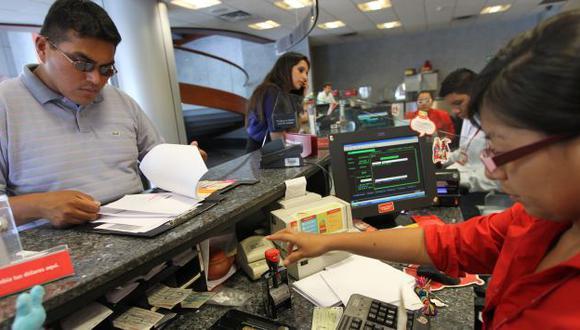 Luego de que el Congreso diera una ley, las entidades financieras optimizarán sus procesos. (USI)