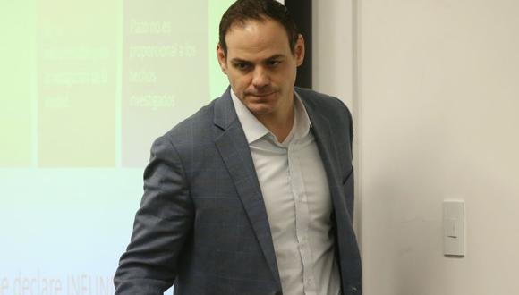 Se trata de la segunda investigación por el mismo delito contra Mark Vito Villanella. La primera pesquisa, también vinculada a su empresa, finalizó con una acusación fiscal en su contra y un pedido de prisión por 22 años. (Foto: Fernando Sangama / GEC)