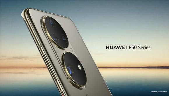 """Aparte de la cámara de la firma de Leica, el móvil tendrá un diseño ligero y un lenguaje de diseño """"icónico"""", según ha informado Huawei. (Huawei / Europa Press)"""