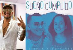 """Josimar y su hija Jonely se unen para cantar el tema 'Sueño cumplido': """"Está lindísima"""""""