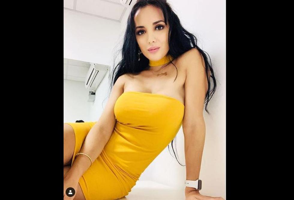 Rosángela Espinoza quiere postular al Congreso pero antes quiere estudiar. (Fotos: Instagram)