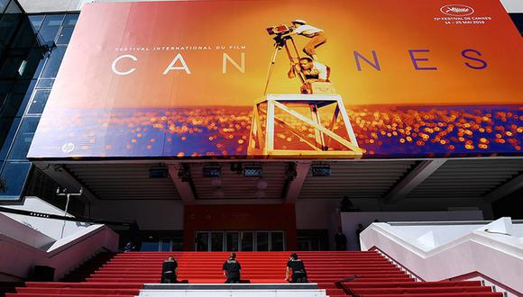 """Festival de Cannes descarta celebrar una edición """"online"""" por coronavirus. (Foto: AFP)"""