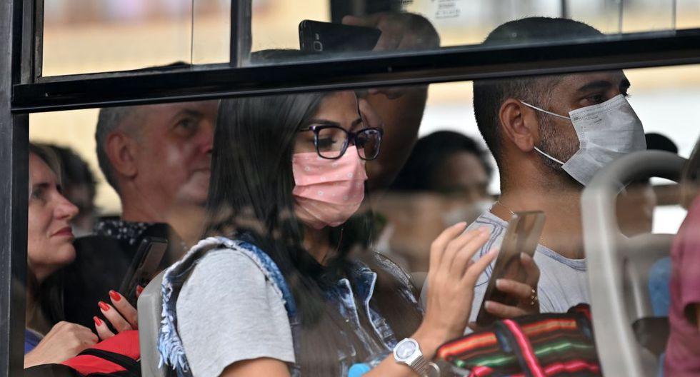 Los casos de coronavirus en el Perú afectaron en su mayoría a ciudadanos jóvenes y adultos. (Foto referencial: AFP)