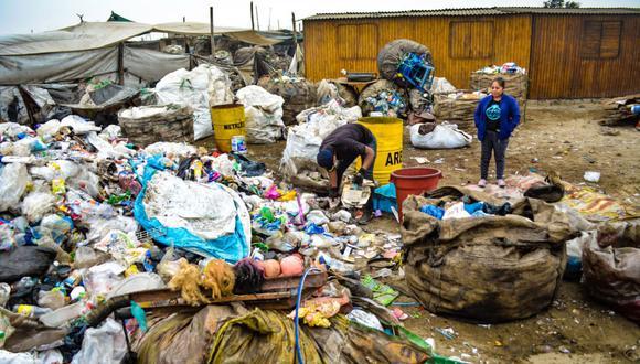 Trujillo: realizan primer censo de recicladores en el botadero municipal El Milagro.